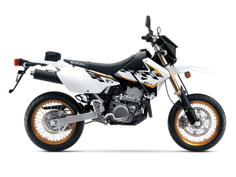 2015 Suzuki DR-Z400SM