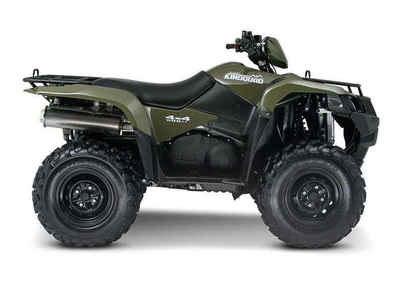 2015 KingQuad 500AXi Power Steering