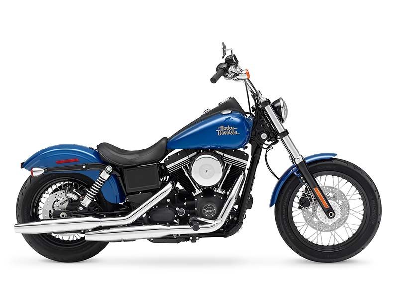 2015 Harley-Davidson Street Bob®