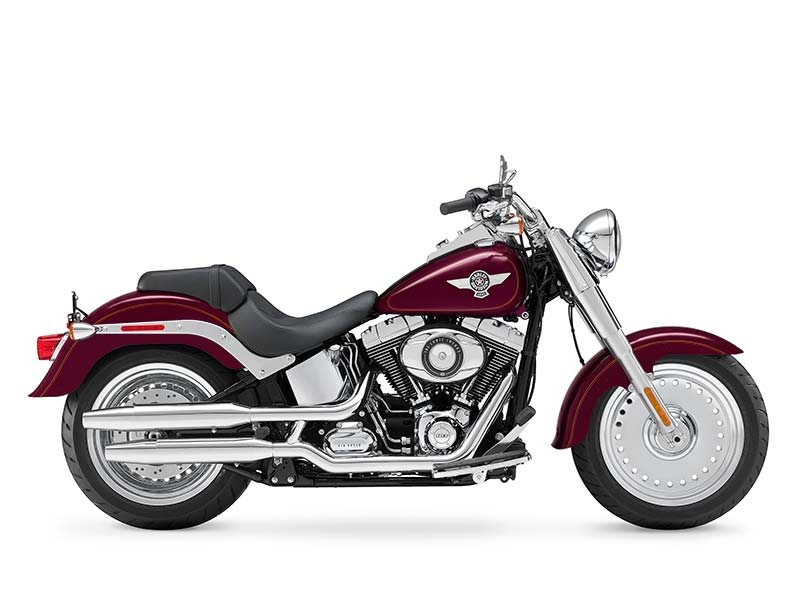 2015 Harley-Davidson Fat Boy