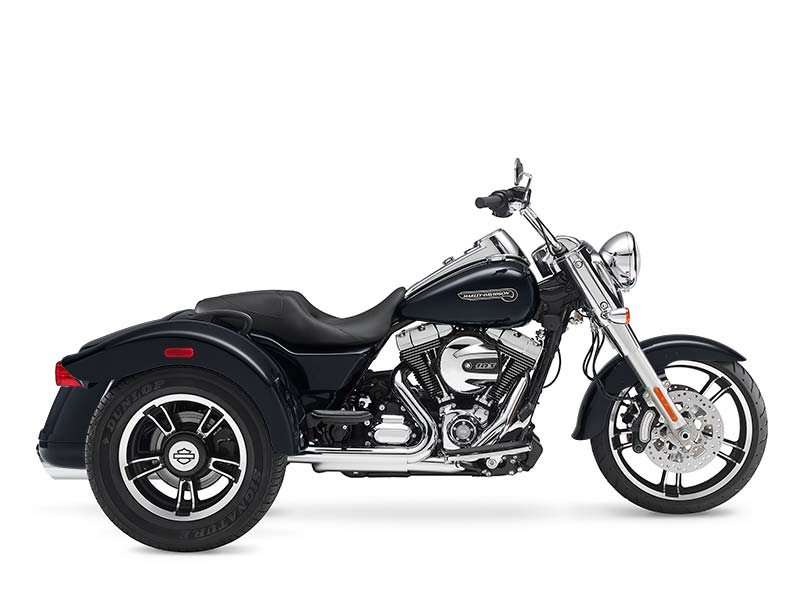 The New Freewheeler is here!  Now you can finally have your threesome.  Stop in and check out this Hot Rod.
