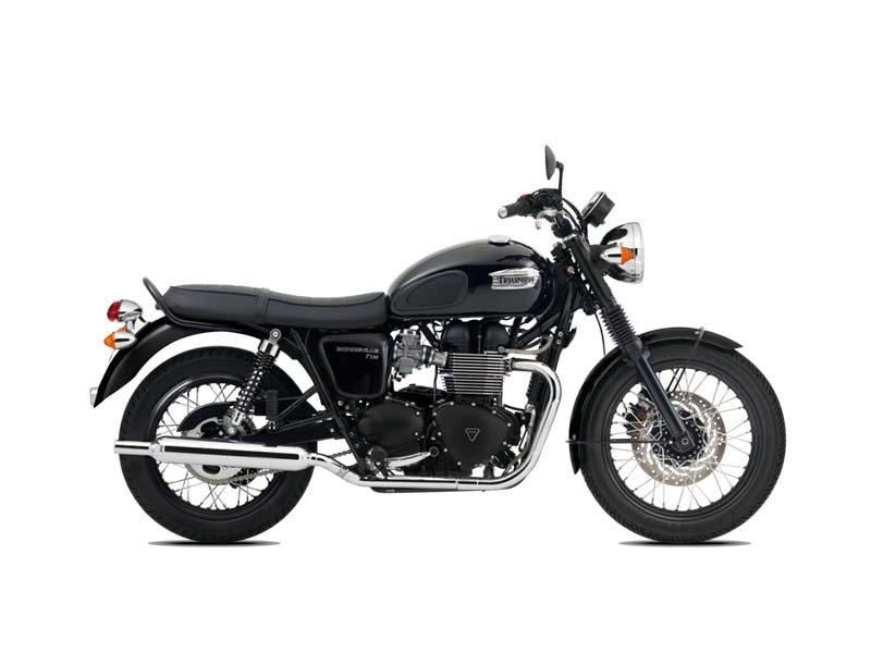 2015 Bonneville T100 - Black