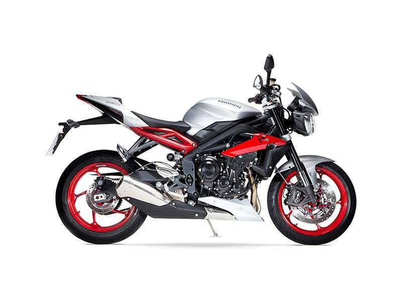 2015 Street Triple Rx ABS Special Edition