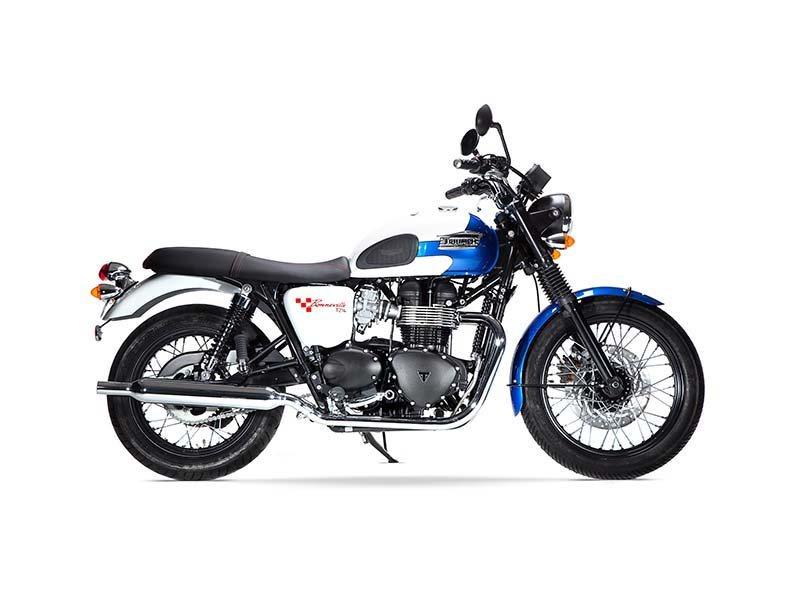 2015 Bonneville T214 Special Edition