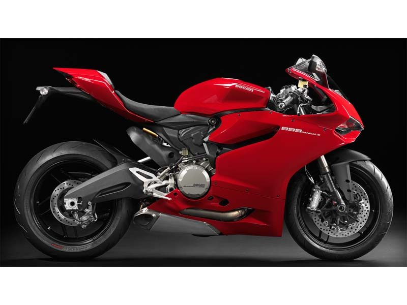 2015 899 Panigale