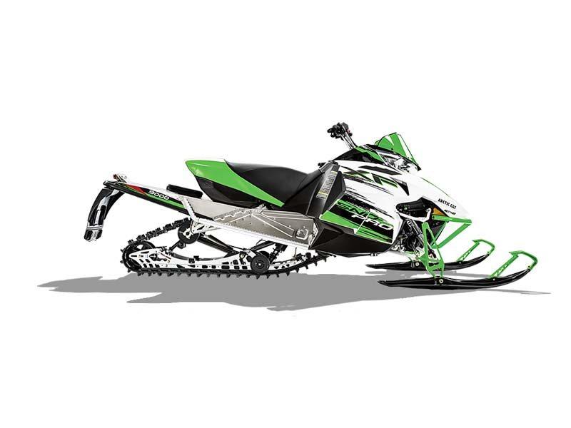 2015 Arctic Cat XF 9000 Sno Pro®