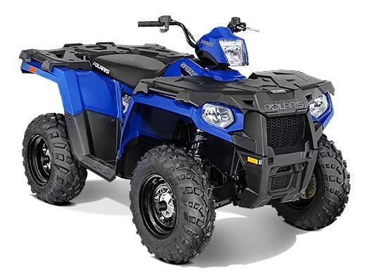 2015 Polaris Sportsman® ETX