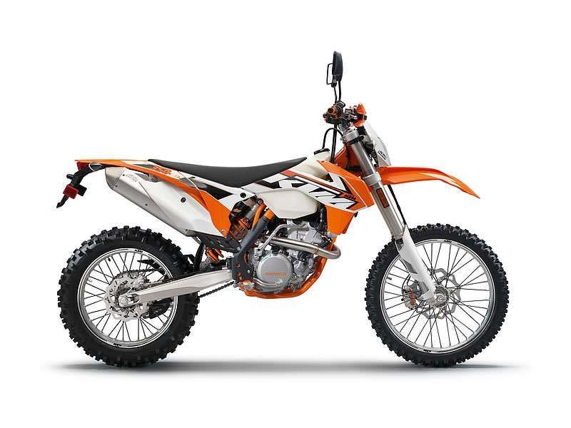 2015 KTM 350 EXC-F