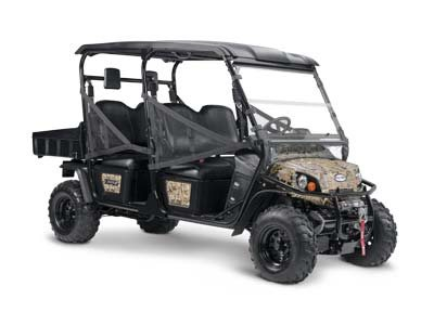 2015 Bad Boy Buggies Recoil� iS Crew (Stock:2014-3642)