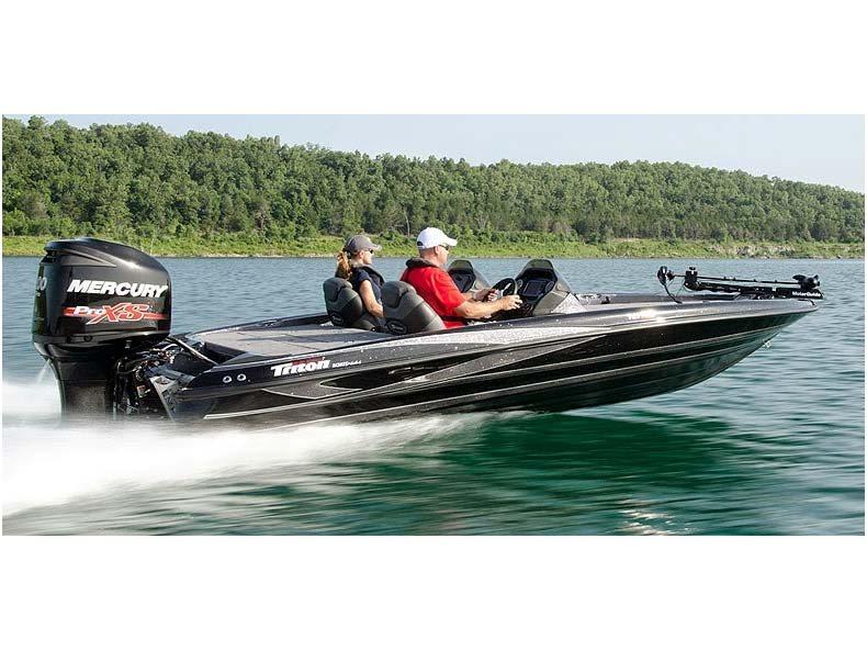 2015 Triton Boats 18 TRX