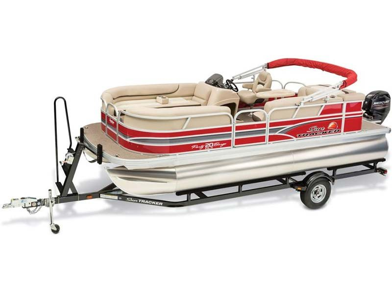 2015 Sun Tracker Party Barge® 20 DLX