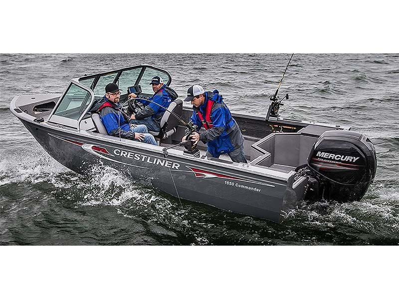 Big, deep, smooth riding. Great boat for our Montana waters. We try to keep more than one in stock but they sell fast!