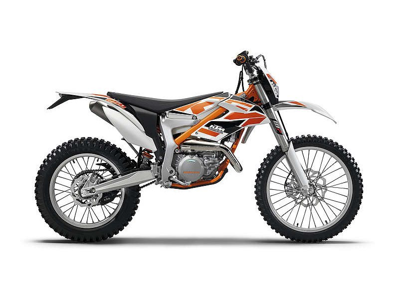 Just in, the all new KTM Freeride 250R!!!!!