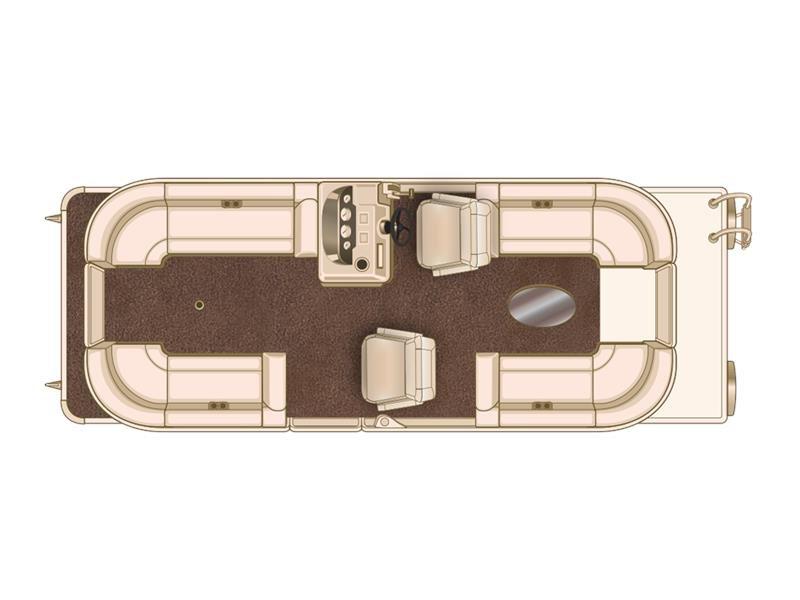 2015 Sylvan Mirage Cruise LE 8524 LZ LE