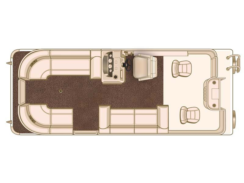 Must see this boat! LE-R Upgraded Furniture Package!