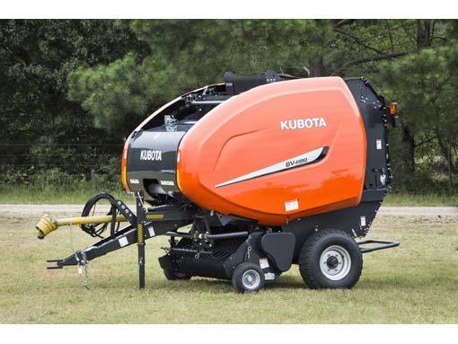 2015 Kubota BV4180 Premium