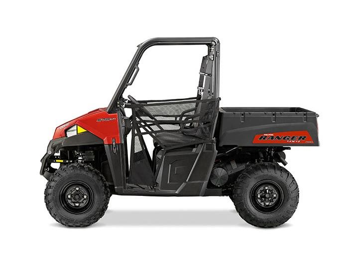 2016 Ranger 570 Solar Red