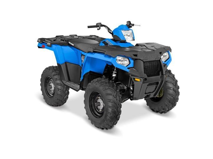 2016 Sportsman 450 H.O. Velocity Blue