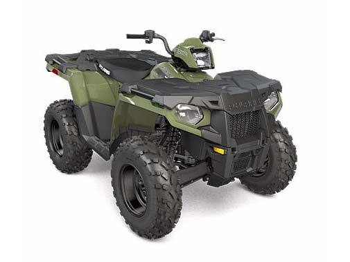 2016 Sportsman 450 H.O. Sage Green