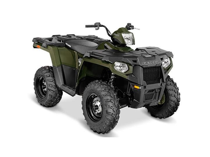 2016 Sportsman 570 Sage Green