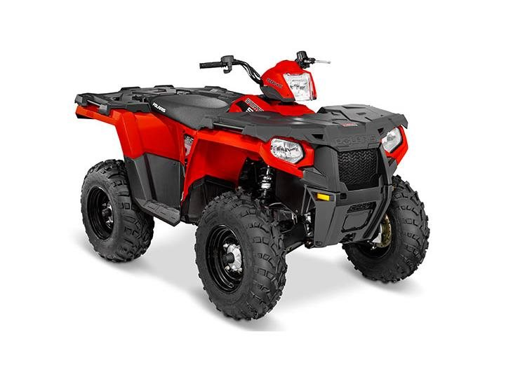 2016 Sportsman 570 Indy Red