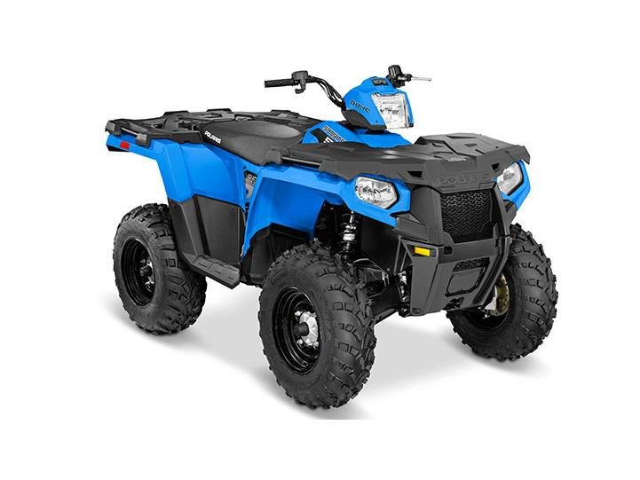 2016 Sportsman 570 EPS Velocity Blue