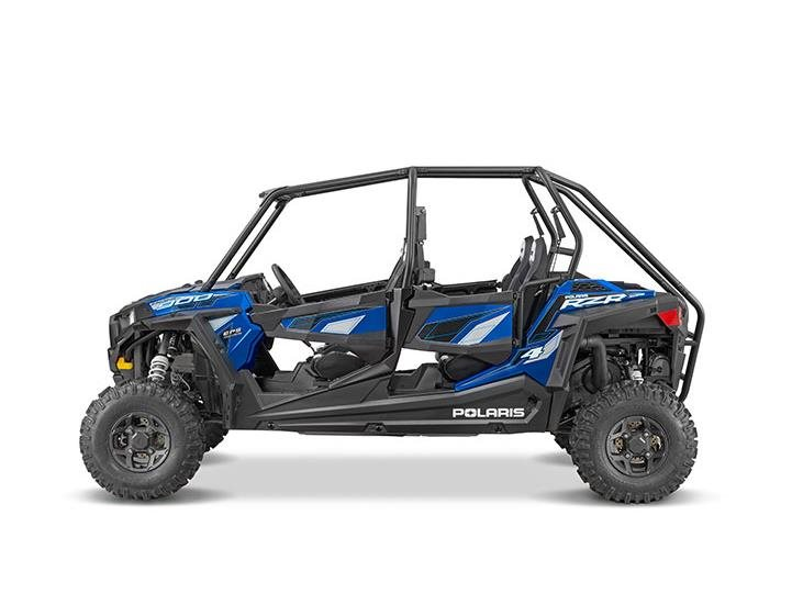 2016 RZR 4 900 EPS Blue Fire