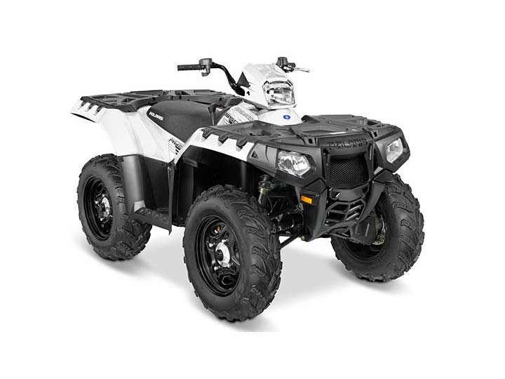 2016 Sportsman 850 White Lightning