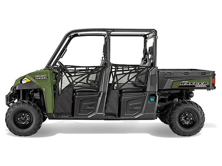 2016 Ranger Crew Diesel