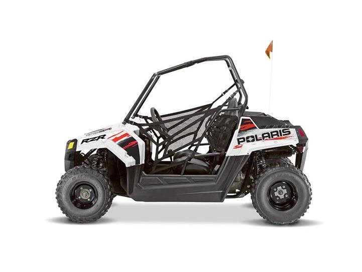 2016 RZR 170 EFI Bright White