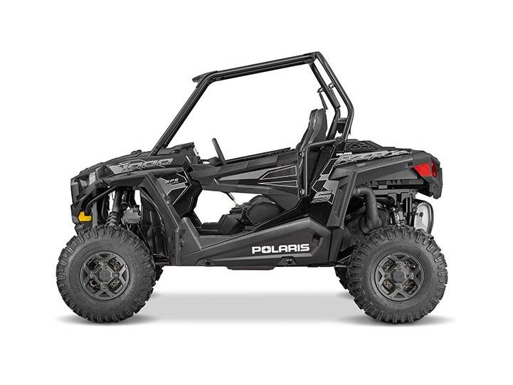 2016 RZR S 1000 EPS Black Pearl