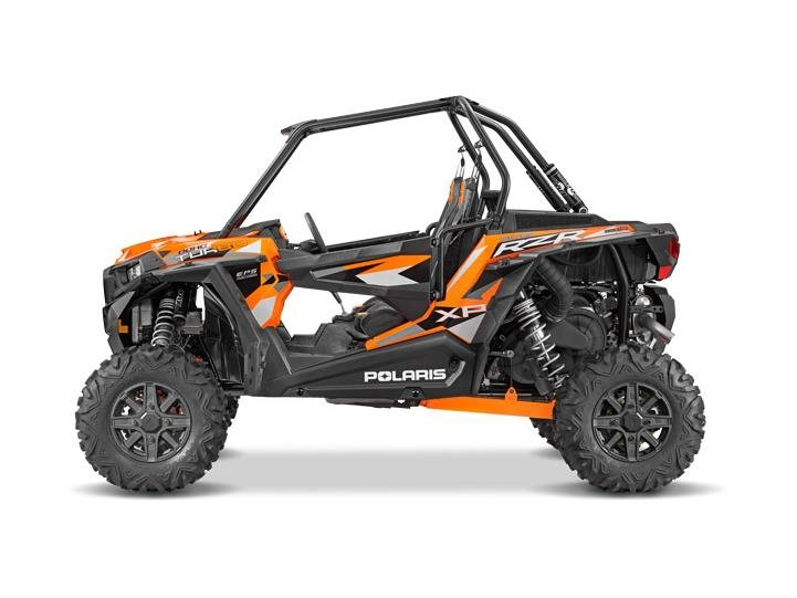 2016 RZR XP Turbo EPS Spectra Orange