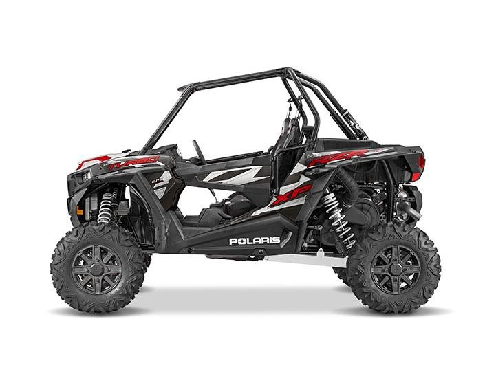 2016 RZR XP Turbo EPS Graphite Crystal