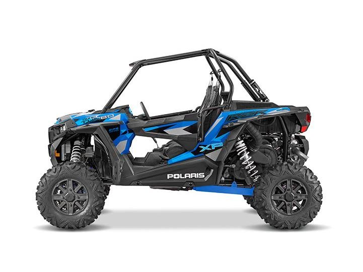 2016 RZR XP Turbo EPS Velocity Blue