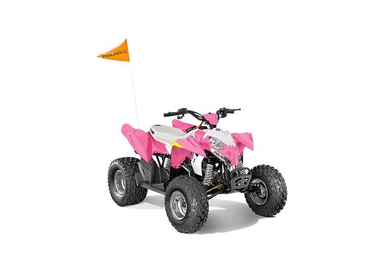 2016 Outlaw 110 EFI Pink Power