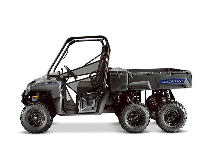 2016 Ranger 6X6 Avalanche Gray