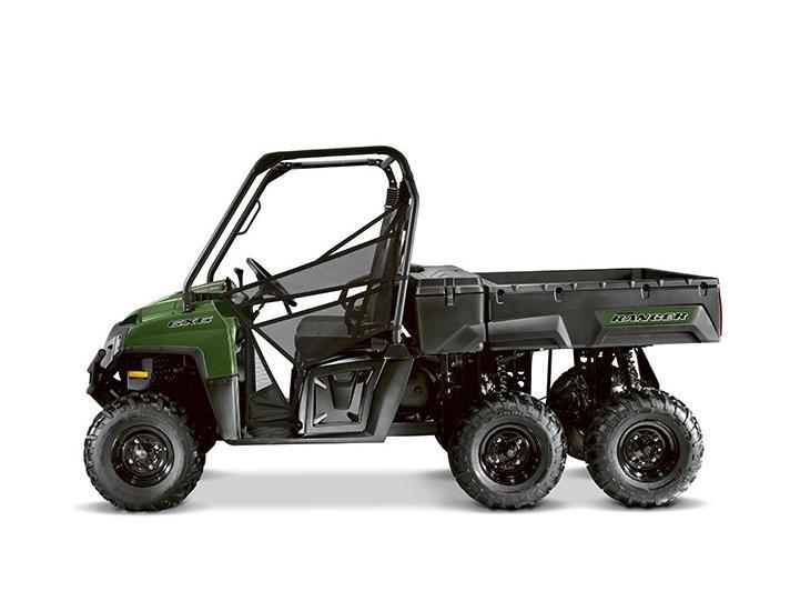 2016 Ranger 6X6 Sage Green