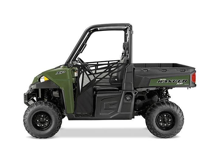 2016 Ranger XP 900 EPS Sage Green