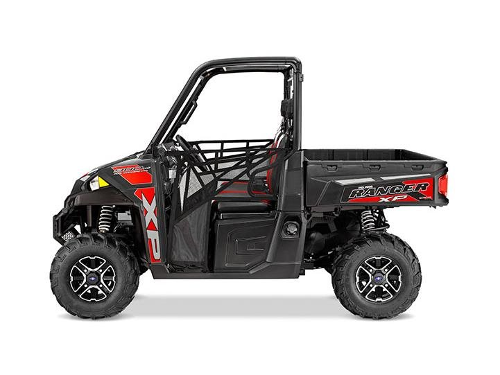 2016 Ranger XP 900 EPS Black Pearl