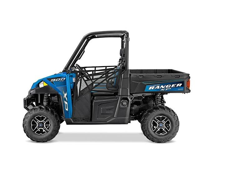 2016 Ranger XP 900 EPS Velocity Blue