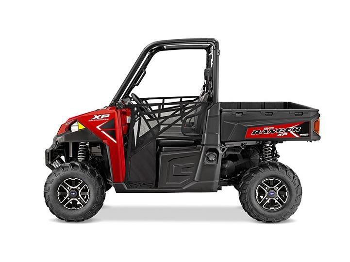 2016 Ranger XP 900 EPS Sunset Red