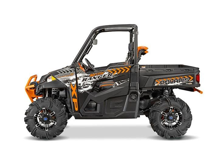2016 Ranger XP 900 EPS High Lifter Edition