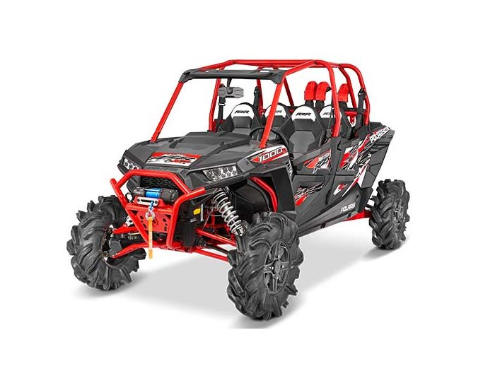 2016 RZR XP 4 1000 EPS High Lifter Edition
