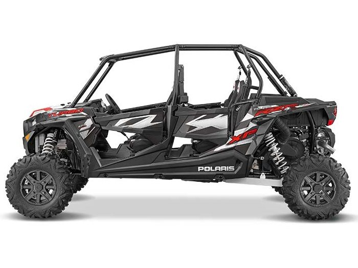 2016 RZR XP 4 Turbo EPS Graphite Crystal