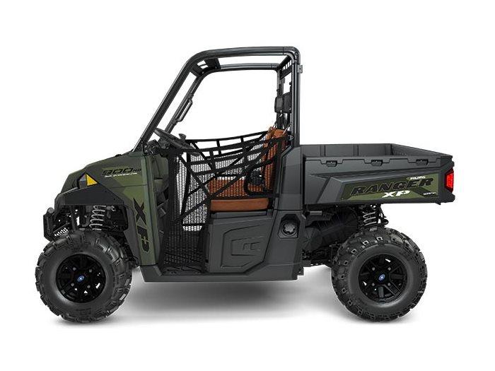 2016 Ranger XP 900 EPS Matte Sagebrush Green
