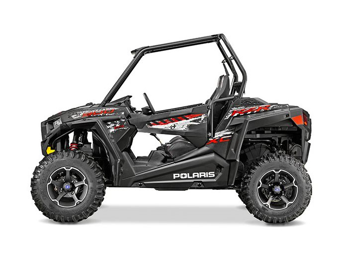 2016 RZR 900 EPS  XC Edition Stealth Black
