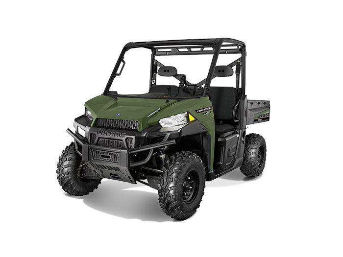2016 Ranger Diesel HST