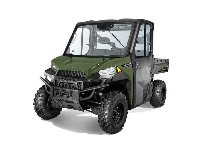 2016 Ranger Diesel HST Deluxe