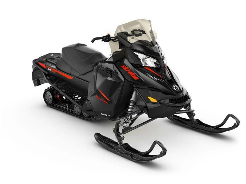 2016 MX Z TNT ACE 900 Black