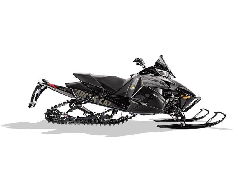 2016 Arctic Cat ZR® 7000 Limited 137 Black